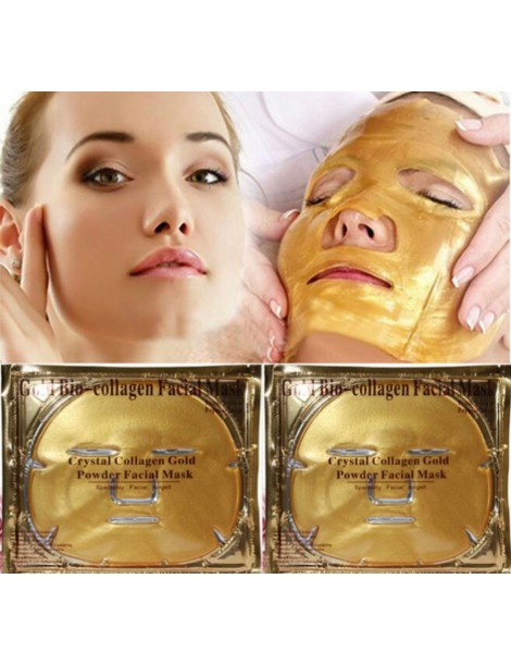 Golden Collagen Mask