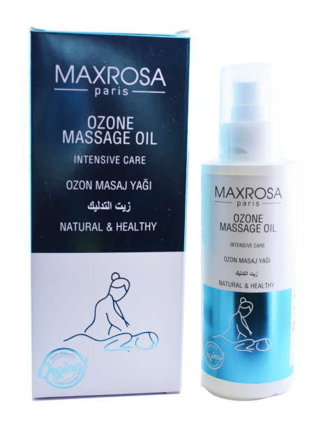 Maxrose Massage Oil