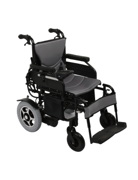 Electric Wheelchair _iron