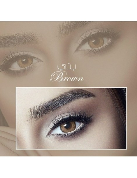 Glamour Linses_Brown
